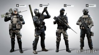 Battlefield 4 Classes Screen 2
