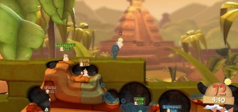 Worms Clan Wars Screen 2