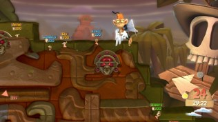 Worms Clan Wars Screen 5