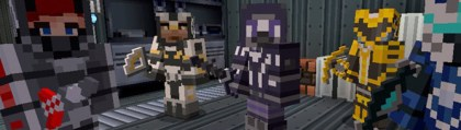 Minecraft Mass Effect Edition 1