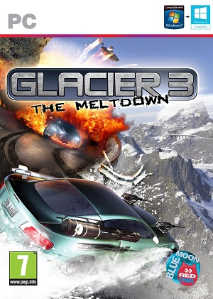 Glacier 3 The Meltdown Game Cover