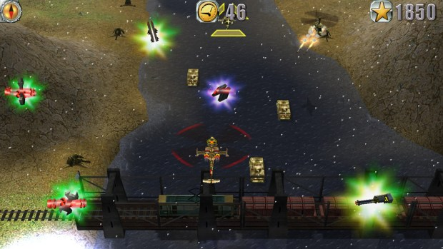 Heli Heroes (PC) Screen Shot 2