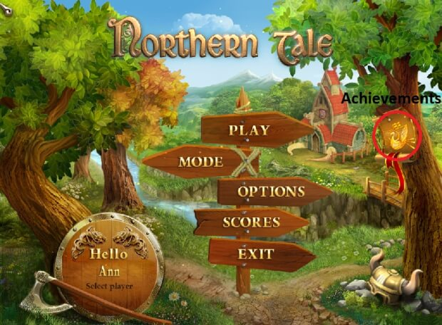Northern Tale pc game screen shot 1