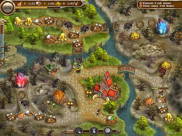 Northern Tale pc game screen shot 3