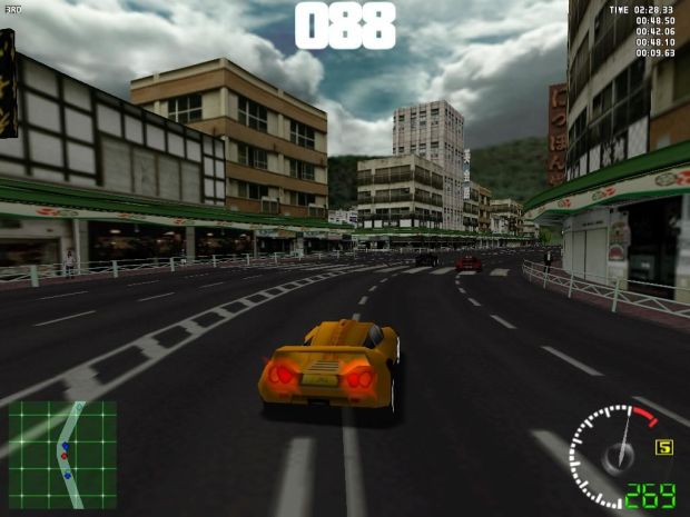 Test Drive 5 PC game screen shot 2