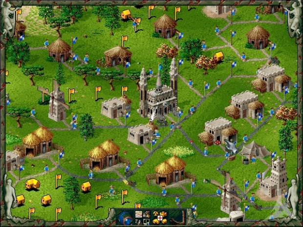 The Settlers 2 Gold Edition (PC) Sreen Shot 2