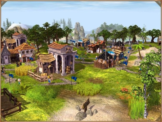 The Settlers 2 Gold Edition (PC) Sreen Shot 3
