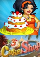Cake Shop 3 Video Game cover