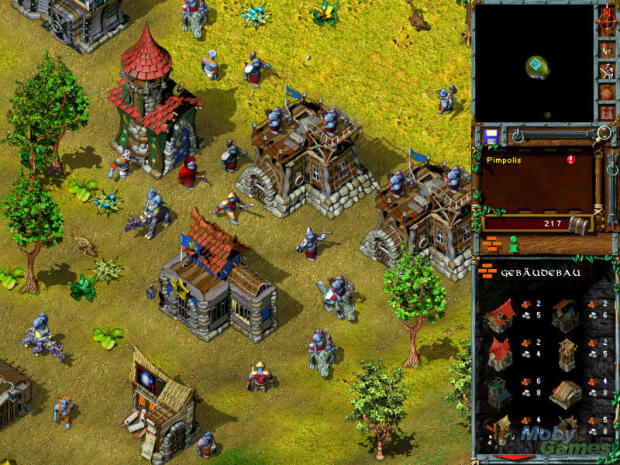 Alien Nations pc game screen shot 2