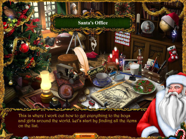Christmas Wonderland pc game screen shot 1