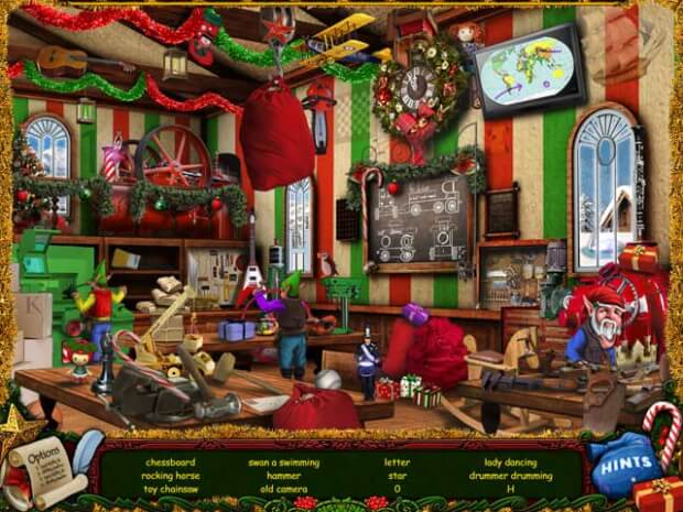 Christmas Wonderland pc game screen shot 2