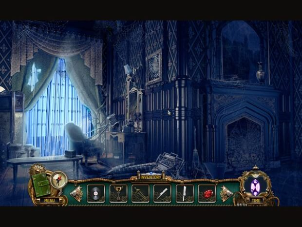 Crystals of Time pc game screen shot 3