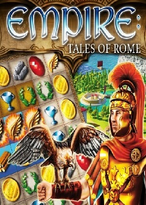 Empire Tales of Rome PC game screen cover