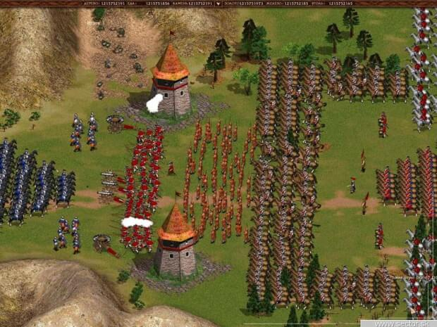 Cossacks European Wars Screenshot