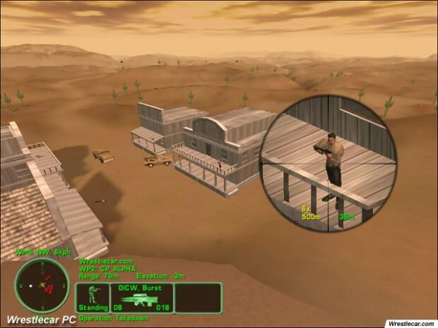 Delta Force 3 Land Warrior Free Full Version