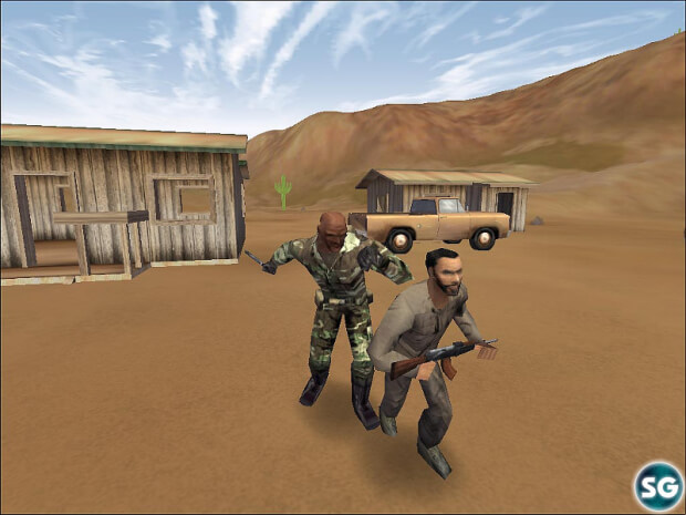 Delta Force 3 Land Warrior Screenshot