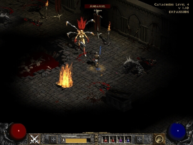 Diablo II Video Gameplay