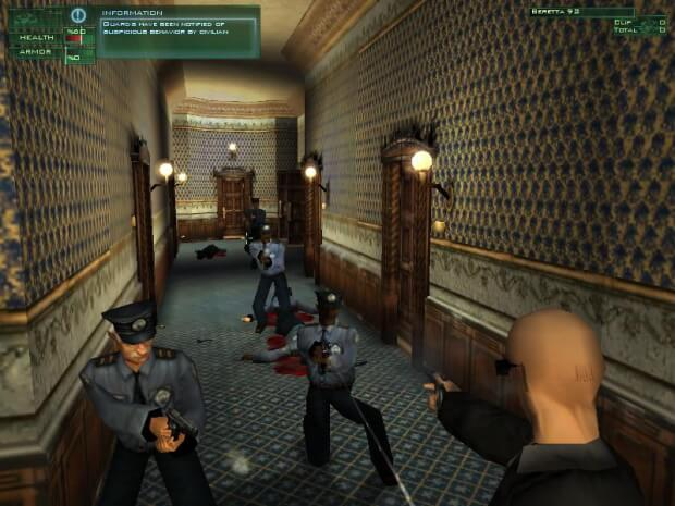 Hitman Codename 47 Screenshot