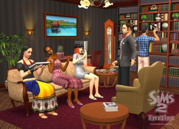 The Sims 2 Pc Game 100 Free Download Gameslay