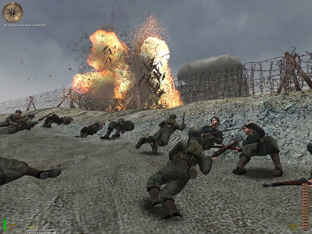 Medal of Honor Pacific Assault screenshot