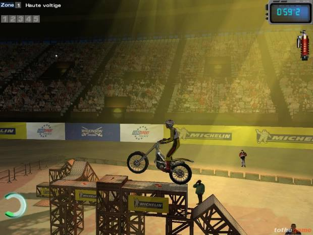 Moto Racer 3 Video Gameplay