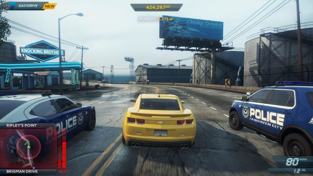 Need for Speed Most Wanted 2012 Screenshot