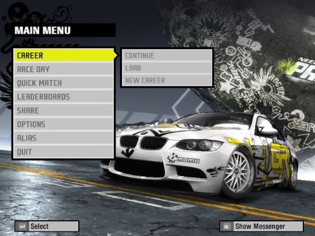 Need for Speed ProStreet Full Version