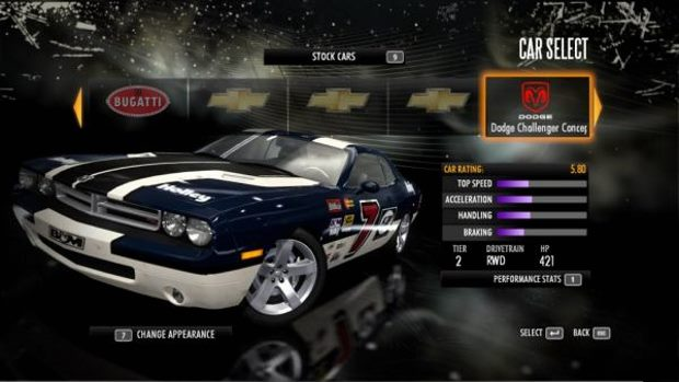 Need for Speed Shift Video Gameplay