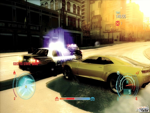 Need for Speed Undercover Video Gameplay