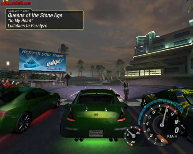 Need for Speed Underground 2 Vdeo Gameplay
