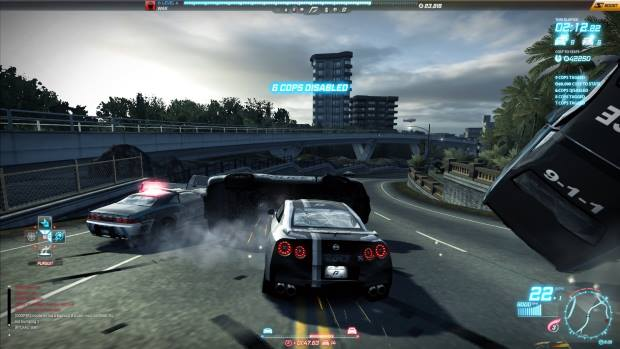 Need for Speed World Video Gameplay