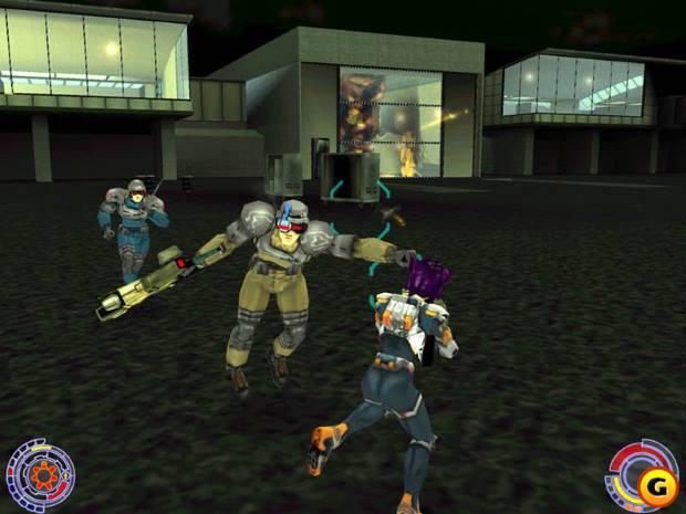 Oni Screenshot