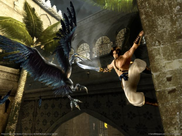 Prince of Persia 4 The Sands of Time Video Gmaeplay