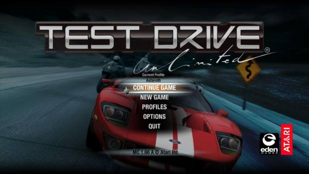 Test Drive Unlimited full Version