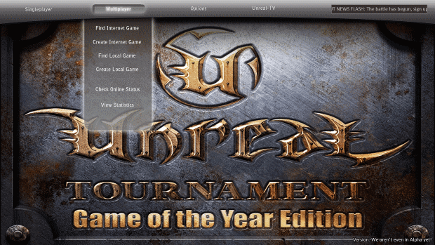 Unreal Tournament Full Version