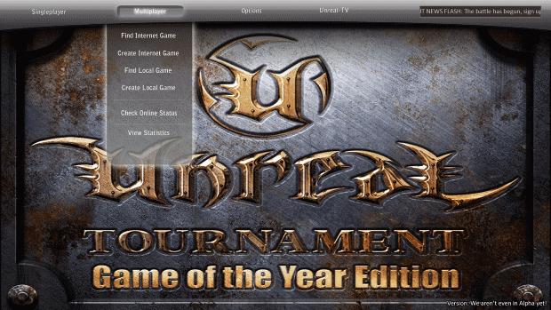 Unreal Tournament Full Version