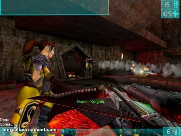 Unreal Tournament Screenshot