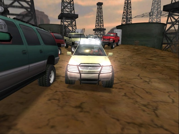 4x4 EVO 2 Video Game