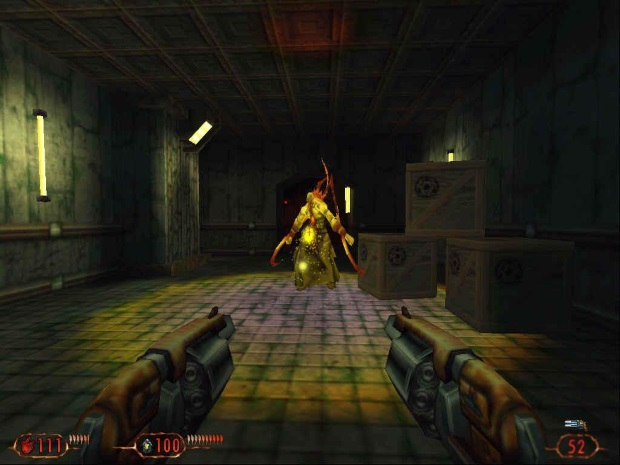 Blood II The Chosen Screenshot