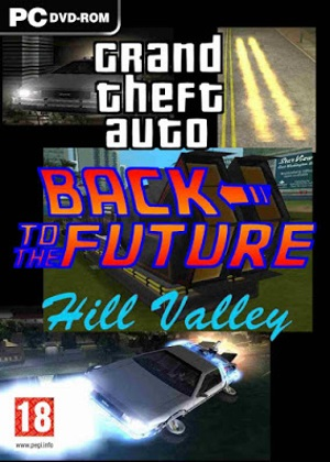 GTA Vice City Back to the Future Hill Valley Free Download