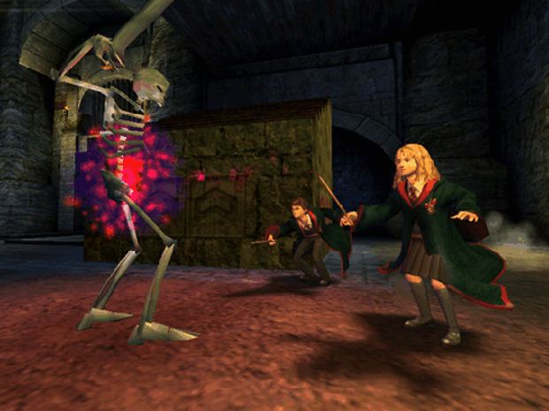 Harry Potter and the Prisoner of Azkaban Video Game