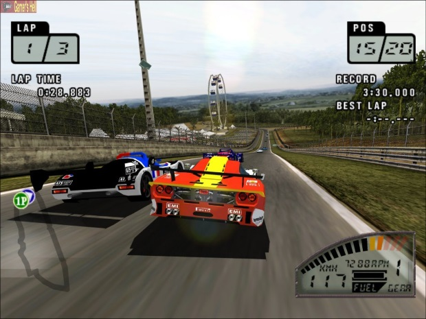 Le Mans 24 Hours Video Game