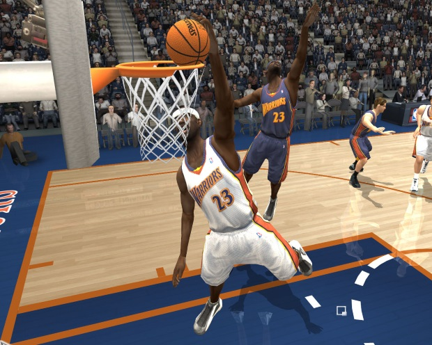 NBA Live 2004 Screenshot