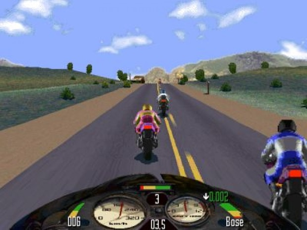 Road Rash 2002 Screenshot