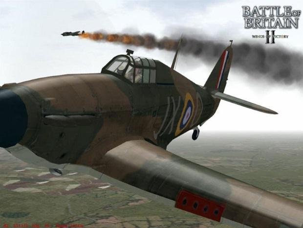 Battle of Britain 2 Wings of Victory Screenshot