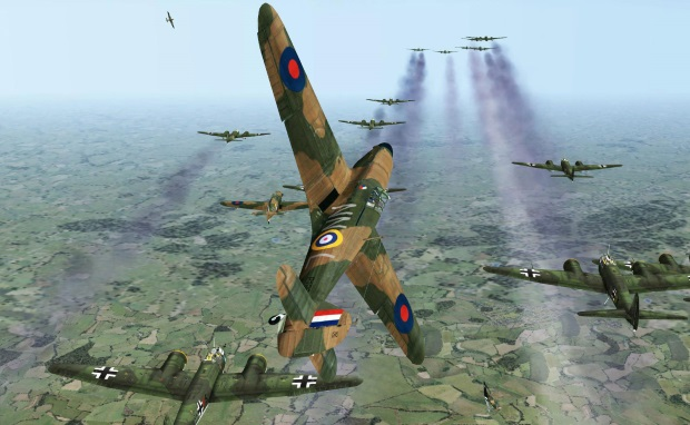 Battle of Britain 2 Wings of Victory Video Game