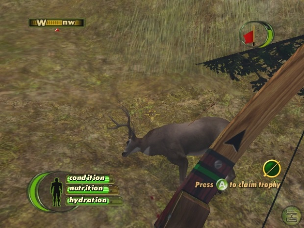 Cabela's Deer Hunt 2005 Season Screenshot
