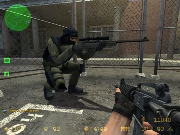 Counter Strike Carbon Video Game