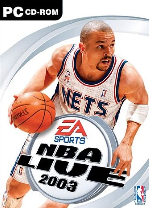 NBA Live 2003 Free Download