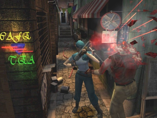 Resident Evil 3 Nemesis Video Game